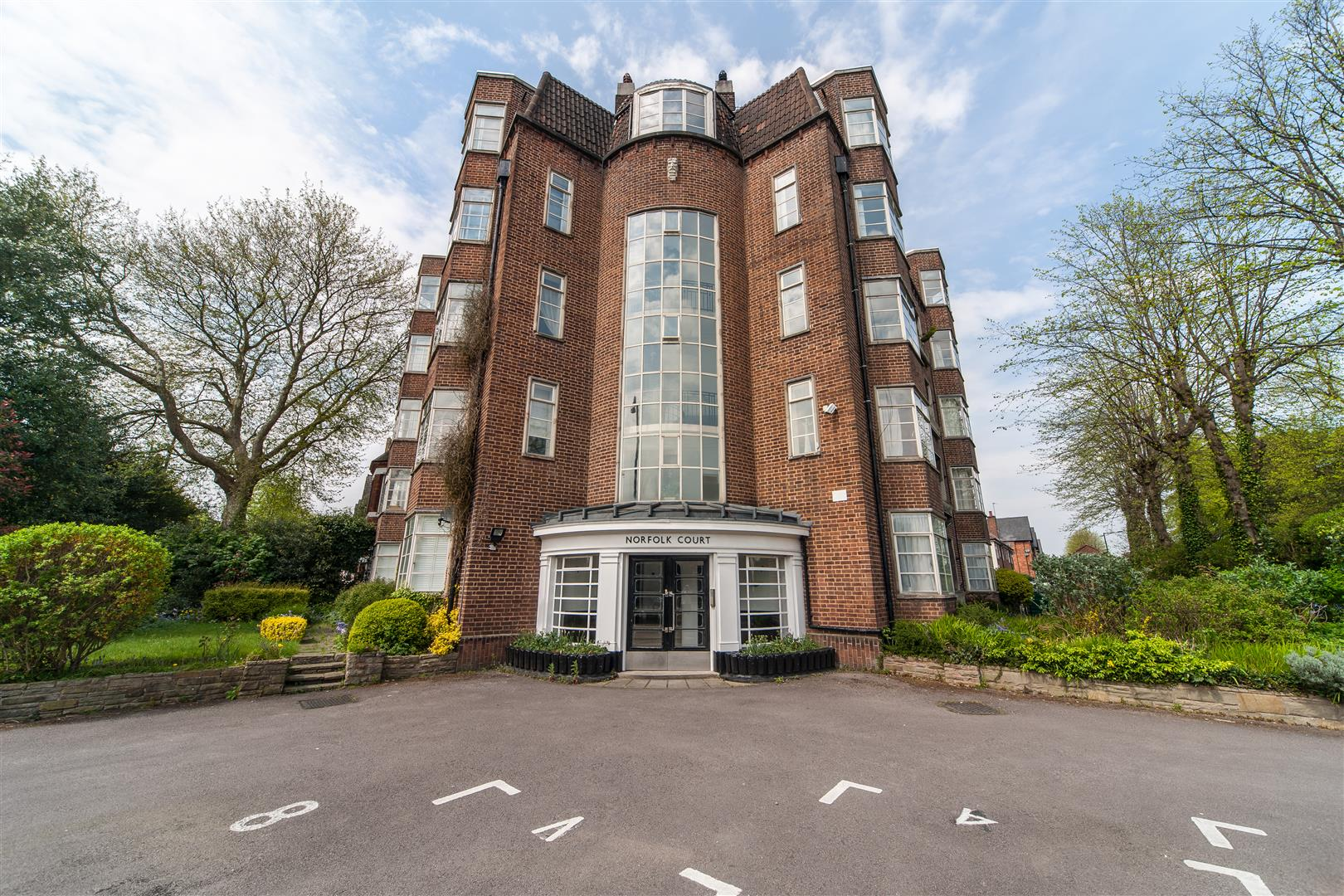 3 Bedrooms Apartment Flat for sale in Hagley Road, Birmingham